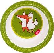Детска меламинова купичка - Forest Fox -