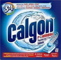 Таблетки срещу натрупване на котлен камък - Calgon 3 in 1 Powerball -