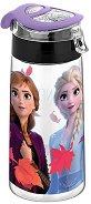 Детска бутилка - Замръзналото кралство - 500 ml - душ гел