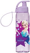 Детска бутилка - Замръзналото кралство - С вместимост 500 ml - душ гел