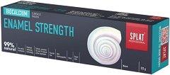 Splat Professional Biocalcium Enamel Strength Toothpaste - паста за зъби