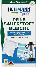 Кислородна белина на прах - Heitmann Pure - Разфасовка от 350 g -