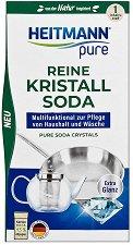 Калцирана сода на кристали - Heitmann Pure -