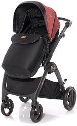 Комбинирана бебешка количка - Adria -