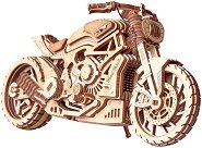 Мотор - D.M.S. - Механичен 3D дървен пъзел - пъзел