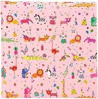 Фотоалбум - Бебета животни - 60 страници с размери 25 x 25 cm -