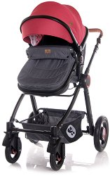 Бебешка количка 2 в 1 - Alexa Set 2020 -