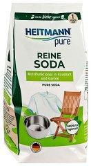Калцирана сода на прах - Heitmann Pure - душ гел
