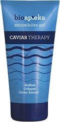 Bio Apteka Caviar Therapy Anticellulite Gel - продукт