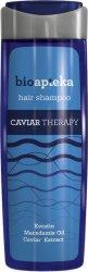 Bio Apteka Caviar Therapy Shampoo - Шампоан с екстракт от хайвер за изтощена и третирана коса -
