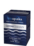Bio Apteka Caviar Therapy Eye Contour Cream - Крем за околоочен контур с екстракт от хайвер -
