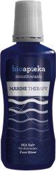 Bio Apteka Marine Therapy Mouthwash - Вода за уста с колоидно сребро и морска сол - паста за зъби