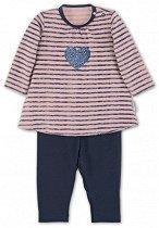 Бебешки комплект с UV защита - Туника и клин -