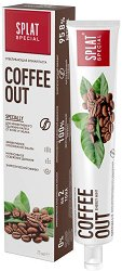 Splat Special Coffee Out Toothpaste -