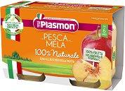 Plasmon - Пюре от праскови и ябълки -