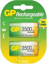 Батерия C - Акумулаторна NiMH (HR14) 3500 mAh - 2 броя - батерия