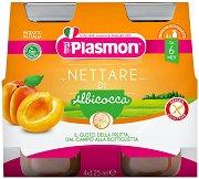 Plasmon - Сок от кайсии - пюре