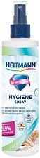 Дезинфекциращ спрей за повърхности - Heitmann - Разфасовка от 0.250 l -