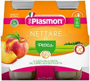 Plasmon - Сок от праскови - продукт