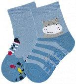 Детски чорапи със силиконово стъпало - продукт