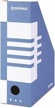 Вертикална картонена поставка за документи