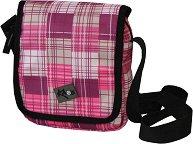 Детска чантичка - Pink Tweed - раница