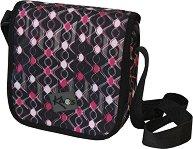 Детска чантичка - Pink WAVES - раница