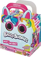 Еднорог изненада - Baggy Buddies XL - играчка