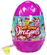 Baby Gemmy - Дракон - Яйце с играчка изненада -
