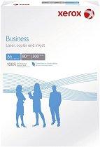 Бяла копирна хартия - XEROX Business
