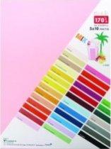 Цветен копирен картон в пастелни цветове - FAVINI Caribic