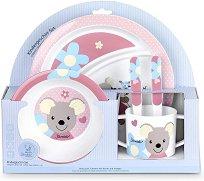 Детски комплект за хранене - Mabel - аксесоар