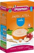 Plasmon - Инстантна млечна каша с ябълки -