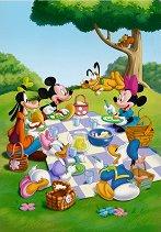 """Пикник в парка с Мики и приятели - От колекцията """"Clementoni: Play for Future"""" - количка"""
