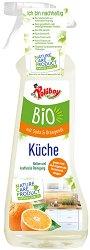 Био почистващ препарат за кухня с портокал - Poliboy Bio - душ гел