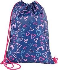 Спортна торба - Love - детски аксесоар