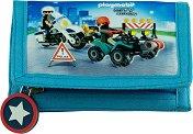 Детско портмоне - Playmobil: Police -