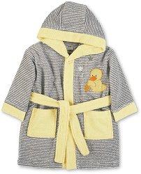 Детски халат за баня - Edda - 100% памук за деца от 5 до 6 години -