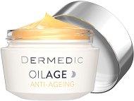Dermedic Oilage Anti-Ageing Night Cream - Нощен крем за лице против бръчки - крем
