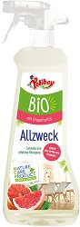 Универсален почистващ препарат с грейпфрут - Poliboy Bio -