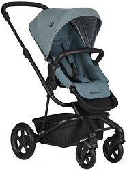 Комбинирана бебешка количка - Harvey2 - С 4 колела -