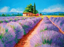 Лавандулова поляна -