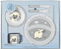 Детски комплект за хранене - Stanley - За бебета над 6 месеца -