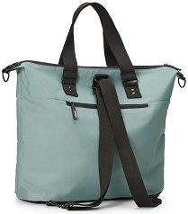 Чанта-раница - Аксесоар за детска количка с подложка за преповиване и органайзер - чанта