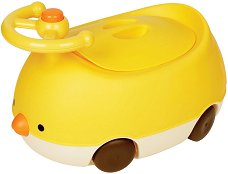 Детско гърне с капак - Chick -