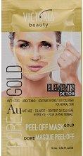 Victoria Beauty Gold Peel-Off Mask - маска