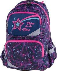 Ученическа раница - Shine Star -