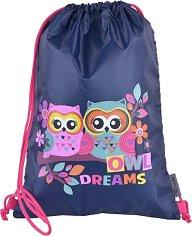 Спортна торба - Owl Dreams -