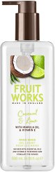 Fruit Works Coconut & Lime Hand Wash -