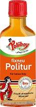 Препарат за почистване и реновиране на дърво - Poliboy - Разфасовка от 100 ml -